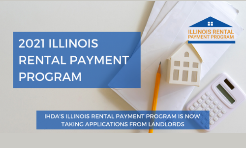 IHDA Rental Payment Program cover image
